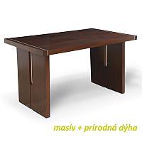 TEMPO KONDELA Jedálenský stôl, orech, CIDRO