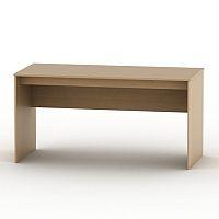 TEMPO KONDELA Písací stôl 150, buk, TEMPO ASISTENT NEW 020 PI