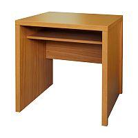 TEMPO KONDELA Písací stôl, čerešňa, OSCAR T04