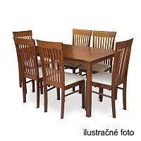 TEMPO KONDELA Stôl 135, orech, ASTRO