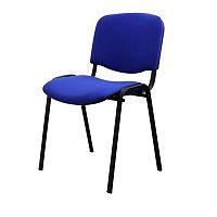 TEMPO KONDELA Stolička, modrá, ISO NEW