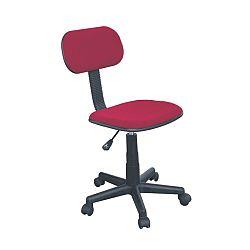 TEMPO KONDELA Detská stolička, červená, TC3-802P