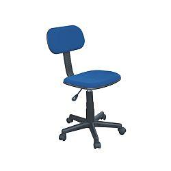 TEMPO KONDELA Detská stolička, modrá, TC3-802P