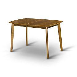 TEMPO KONDELA Jedálenský rozkládací stôl, čerešňa, CHAN