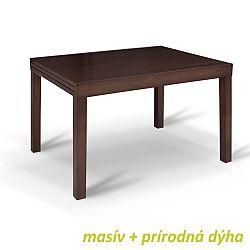 TEMPO KONDELA Jedálenský stôl, rozkladací, wenge, FARO