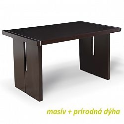 TEMPO KONDELA Jedálenský stôl, wenge, CIDRO