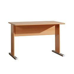 TEMPO KONDELA Kancelársky stôl, buk, TEMPRA 13