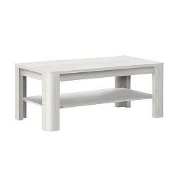 TEMPO KONDELA Konferenčný stolík, dub biela, SARKA 12