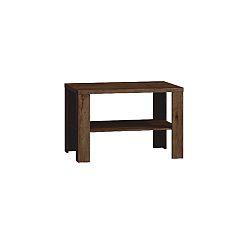 TEMPO KONDELA Konferenčný stolík, dub lefkas, TEDY T23