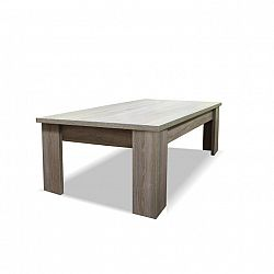 TEMPO KONDELA Konferenčný stolík, typ 14, dub sonoma, PANAMA