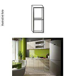 TEMPO KONDELA Kuchynská skrinka, biela, IRYS G1P-20