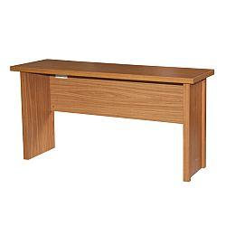 TEMPO KONDELA Písací stôl, čerešňa, OSCAR T01